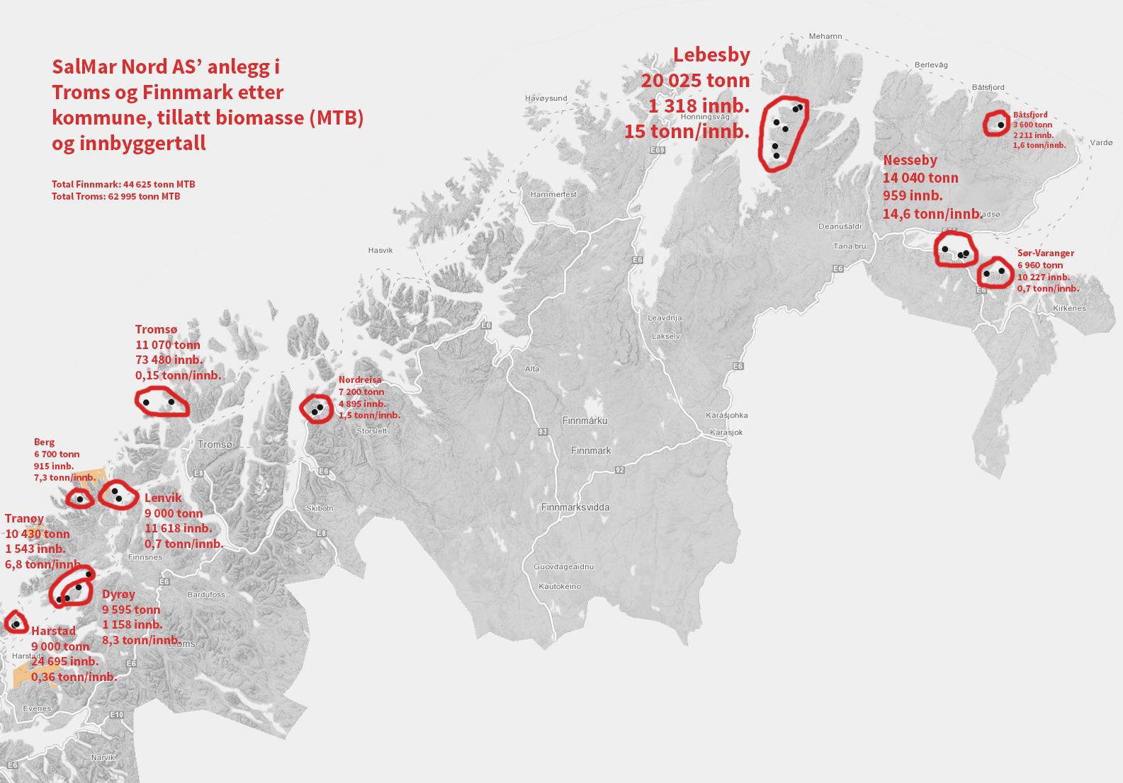 SalMar kart